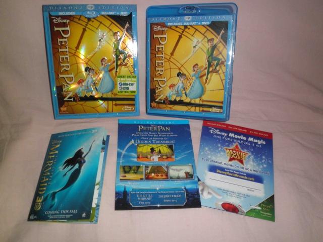 [BD + DVD] Peter Pan (12 décembre 2012) - Page 22 P2271511