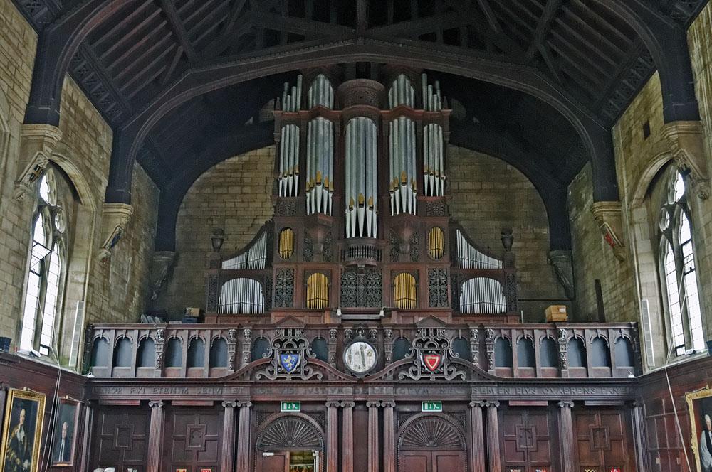 Collèges et églises d'Oxford (Grande-Bretagne) _dsc7511