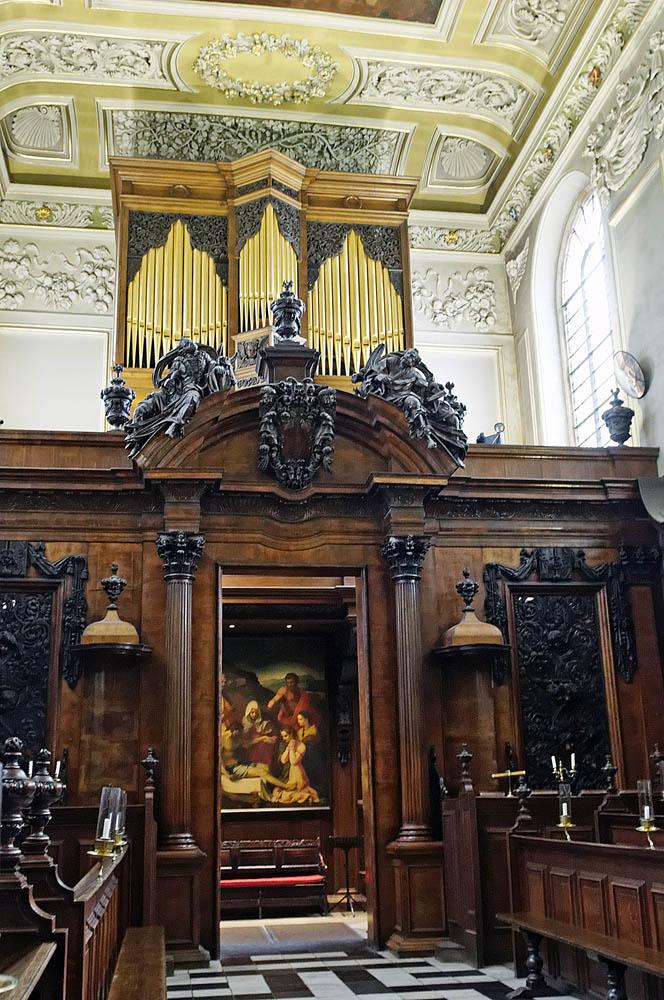 Collèges et églises d'Oxford (Grande-Bretagne) _dsc7612