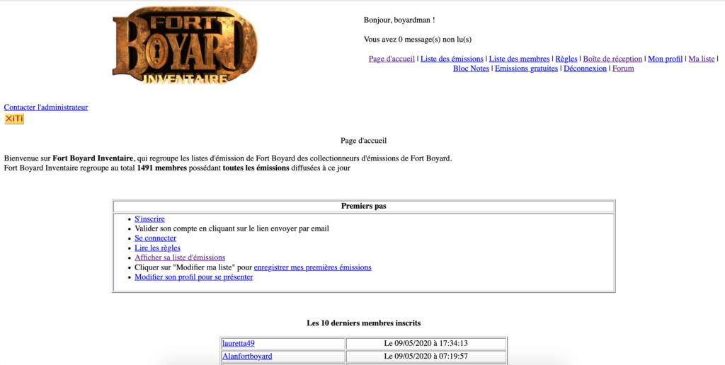 Suggestions pour le site Fort-boyard.fr - Page 19 Captur10
