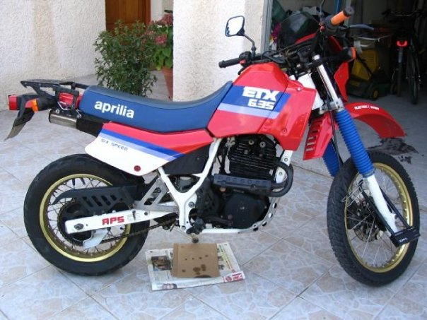 Aprilia ETX 6.35 2286_110