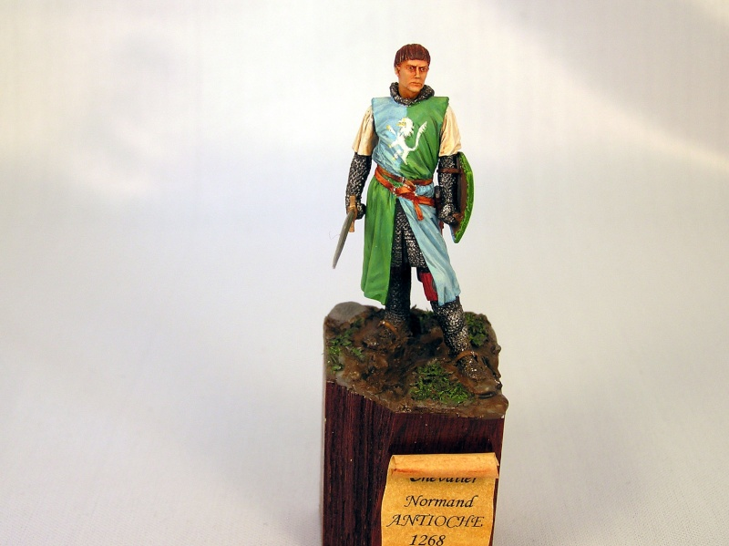 ELITE MINIATURAS- RG/54.04-Norman Knight, Antioch 1268 Norman10