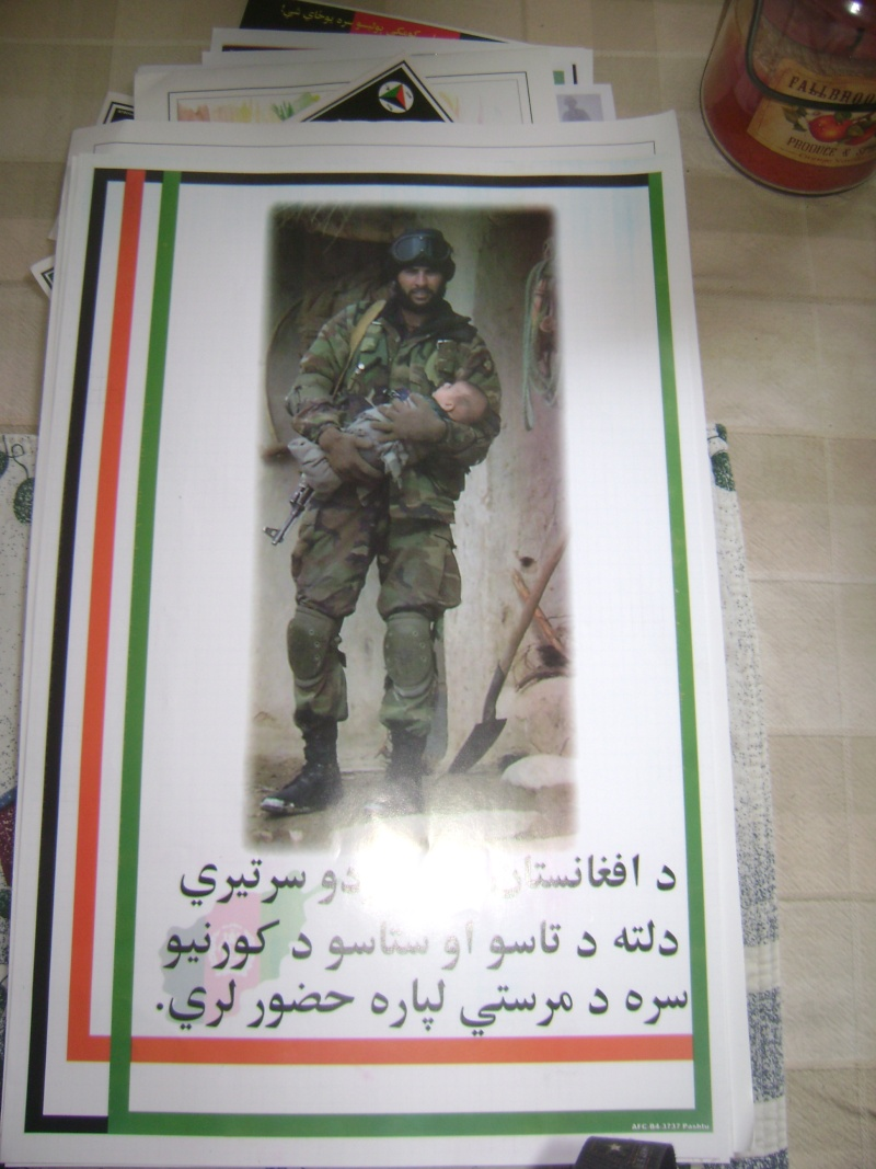Afghan posters and leaflets and such 00410