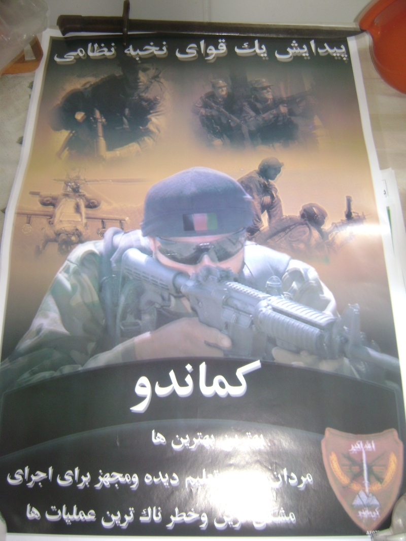 Afghan posters and leaflets and such 00510