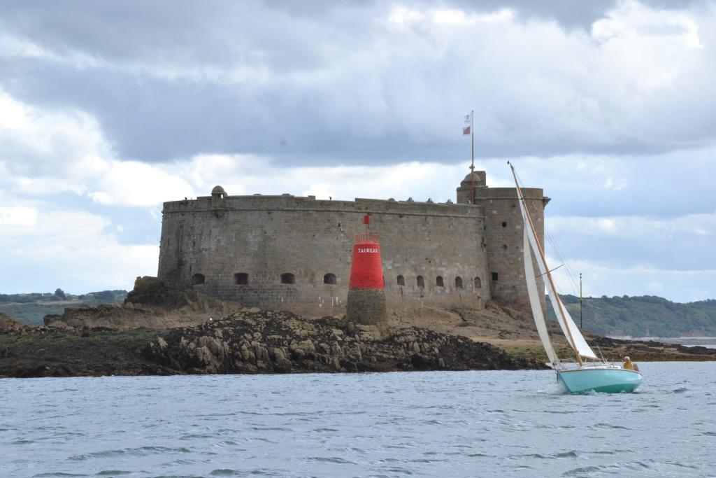 La baie de Morlaix  et le Chateau du Taureau Dsc_0010