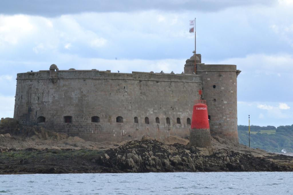 La baie de Morlaix  et le Chateau du Taureau Dsc_0030