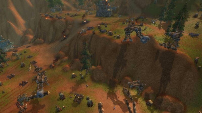 The Road through Kalimdor [Northern Kalimdor, patch 5.3] Battle10