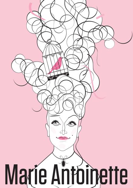 """Pièce de théâtre """"Marie-Antoinette"""" à New-York Sohore10"""