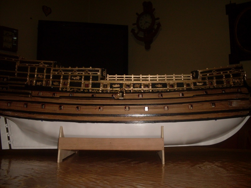 seas - Sovereign of the seas Mantua model  Sdc10111