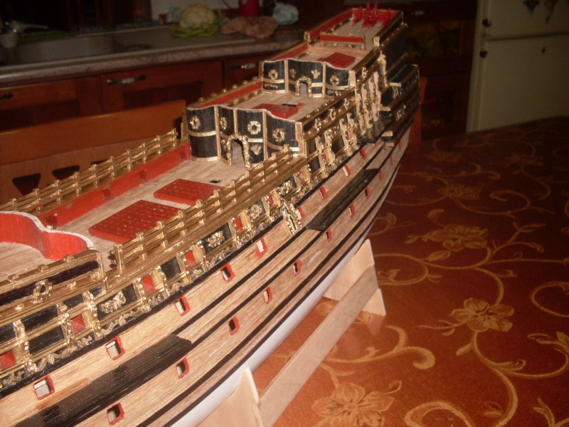 seas - Sovereign of the seas Mantua model  Sdc10113