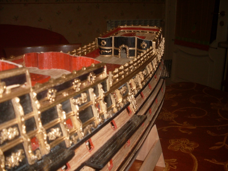 seas - Sovereign of the seas Mantua model  Sdc10115