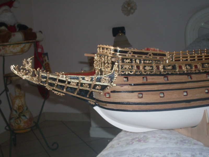 seas - Sovereign of the seas Mantua model  Sdc10213