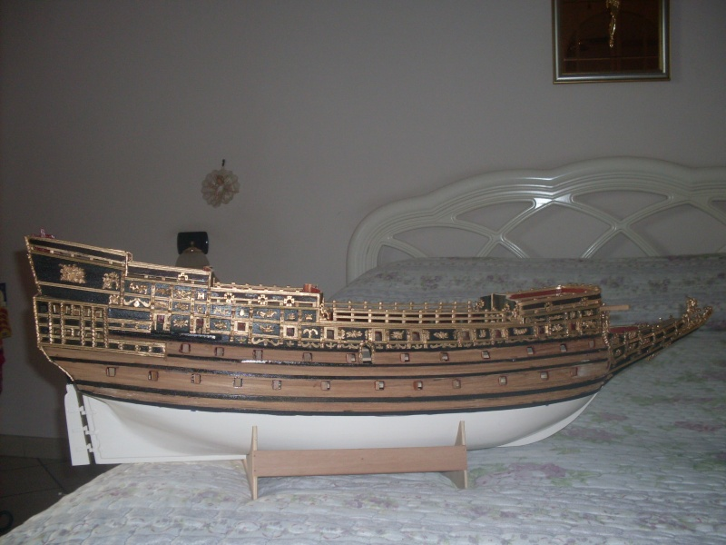 seas - Sovereign of the seas Mantua model  Sdc10214
