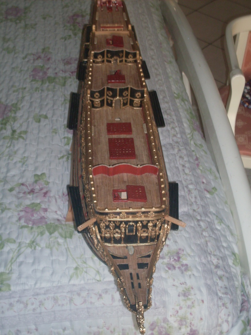 seas - Sovereign of the seas Mantua model  Sdc10216