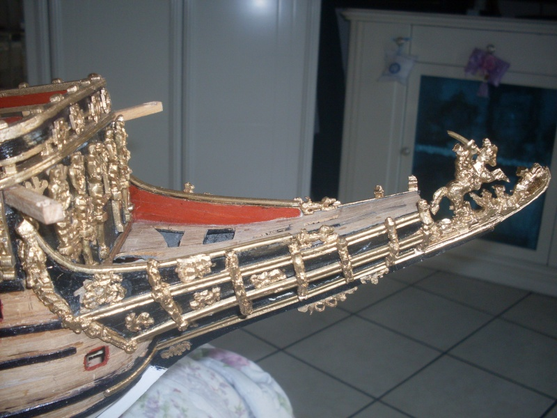 seas - Sovereign of the seas Mantua model  Sdc10219