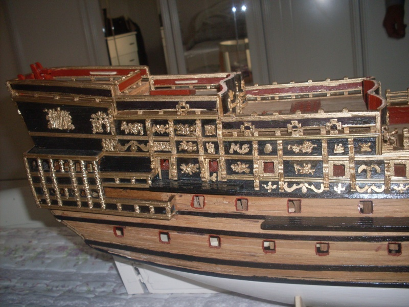 seas - Sovereign of the seas Mantua model  Sdc10220