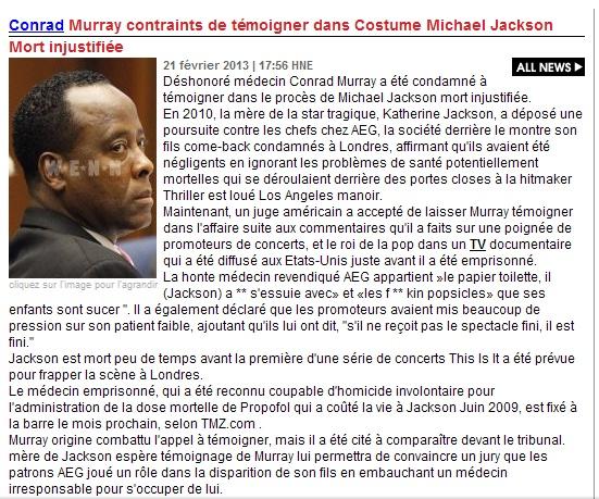 Le docteur Conrad Murray - Page 17 Murray10