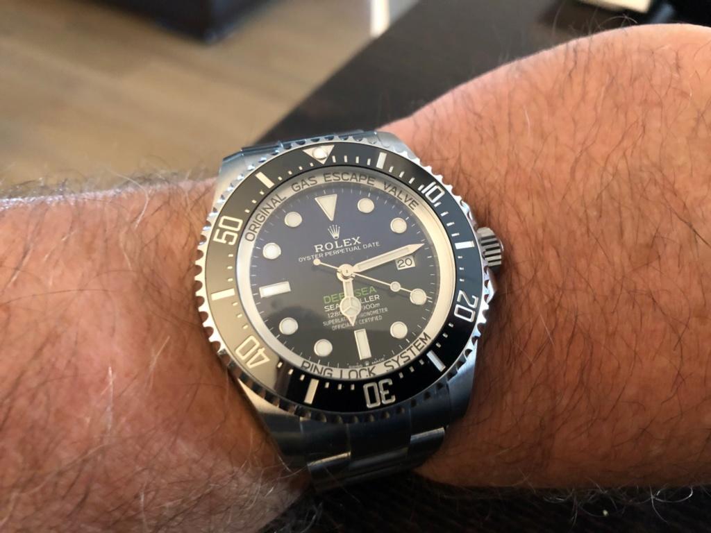 La montre du vendredi, le TGIF watch! - Page 31 17e09010