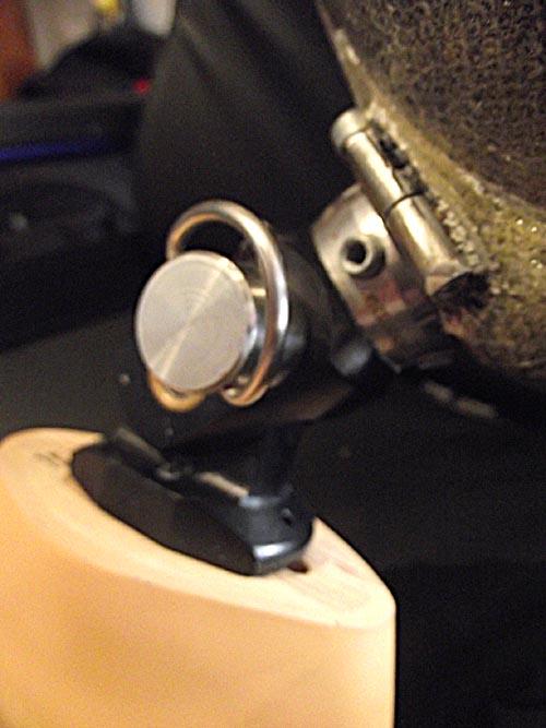 mise au point de prothèse nage 1308ds12