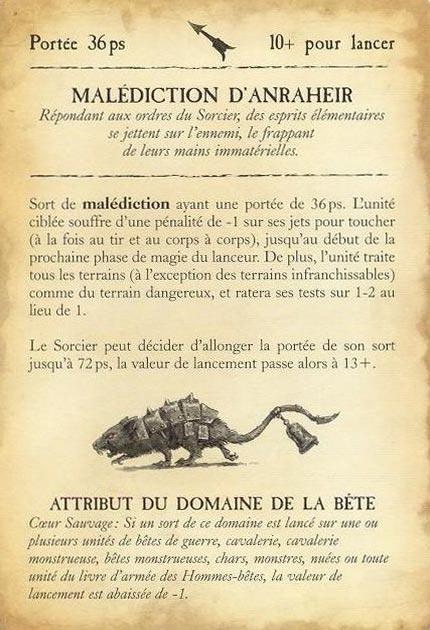 Question : Malédiction d'Anraher 111