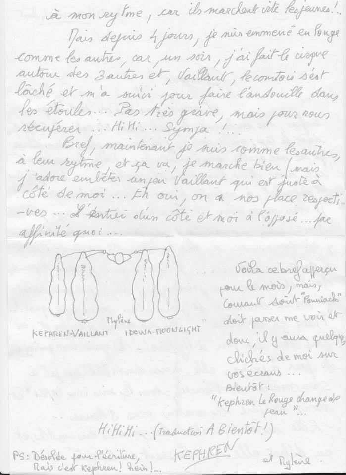 KEPHREN - ONC Selle présumé né en 1993 - Protégé GPLV - Page 2 10949910