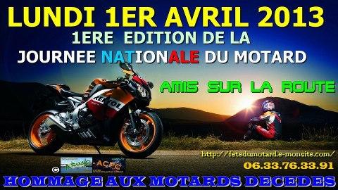 Journée nationale des motards (es) 38978113