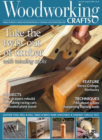 Woodworking Crafts 42 (August 2018) Ws042-10