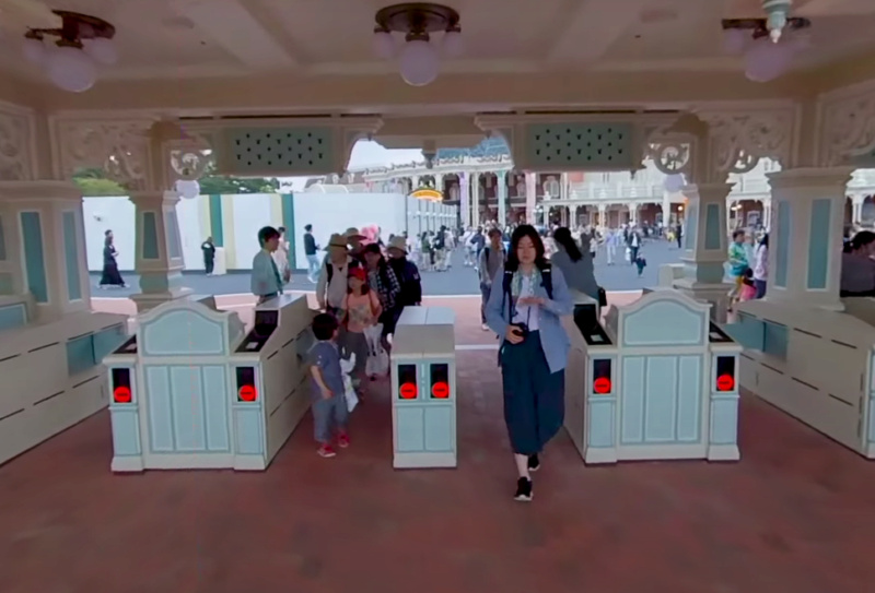 Les nouveaux portiques de Disneyland Paris ! - Page 2 Captur29
