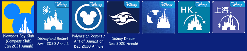 Collection des bourdes de Disneyland Paris - Page 20 Novemb13