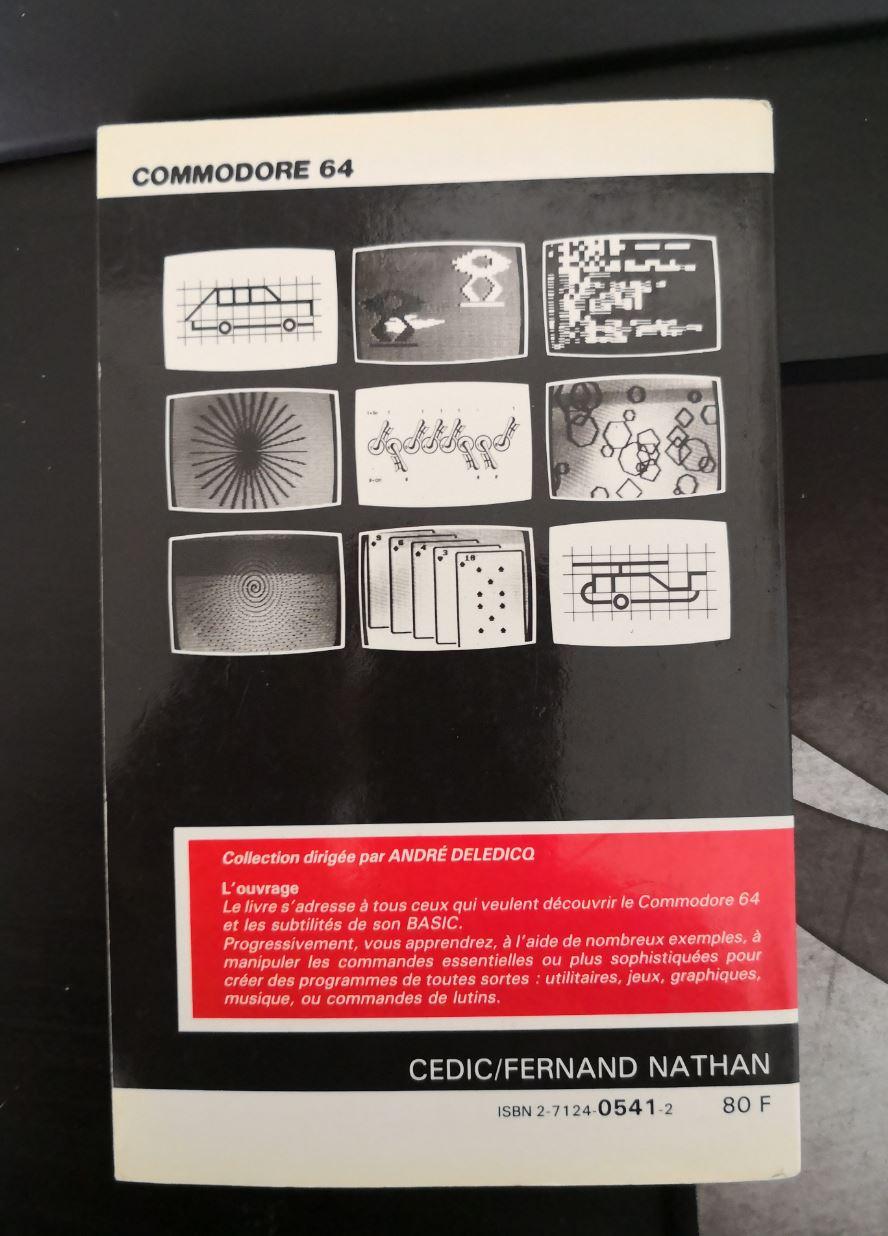 Un Commodore 128 et 64 à retaper...Un peu paumé. 00210