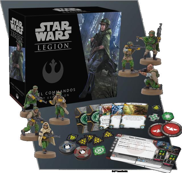 [Star Wars] Star Wars Légion - Du skirmish dans une lointaine galaxie - Page 3 37936610