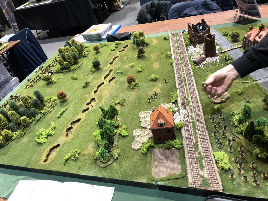 Table Battlegroup 20mm - Crisis 2018 84c27410