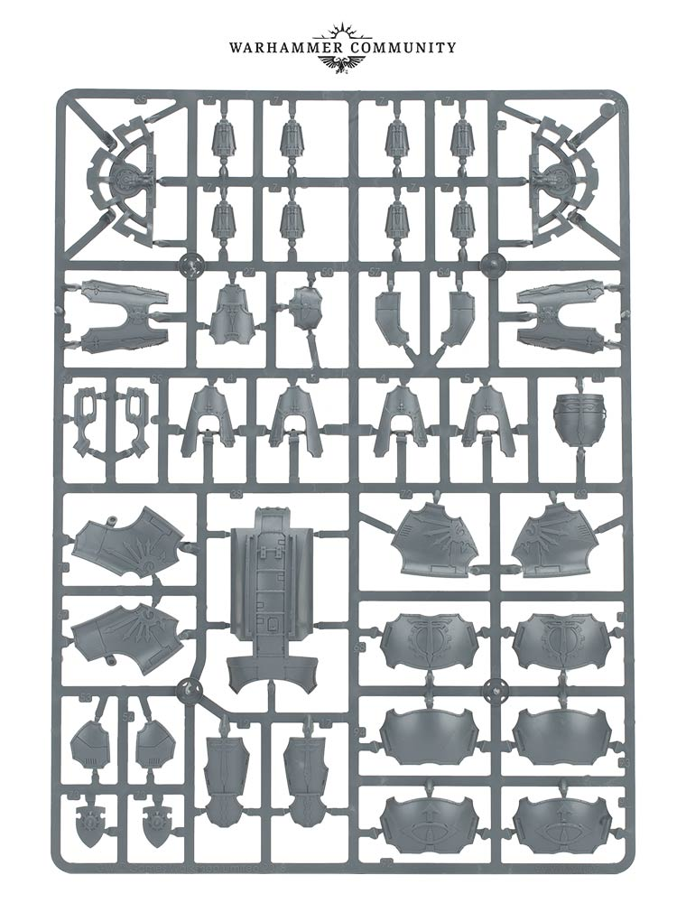 Adeptus Titanicus - A la découverte du jeu 928c8910
