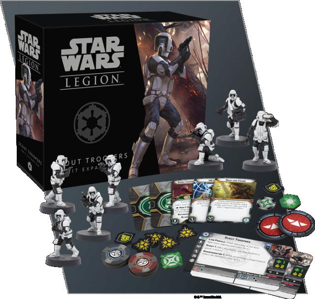 [Star Wars] Star Wars Légion - Du skirmish dans une lointaine galaxie - Page 3 93d2fb10