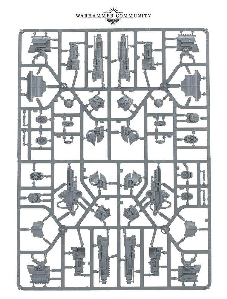 Adeptus Titanicus - A la découverte du jeu C4fbdc10