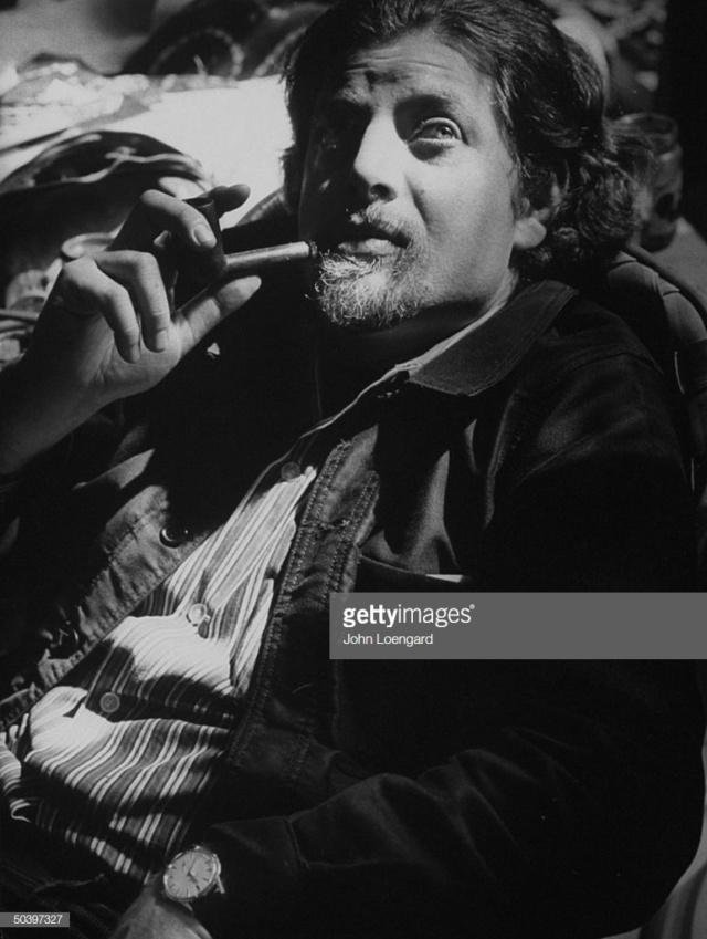 Jean-Jacques Lebel (1936-¿?) Gettyi10