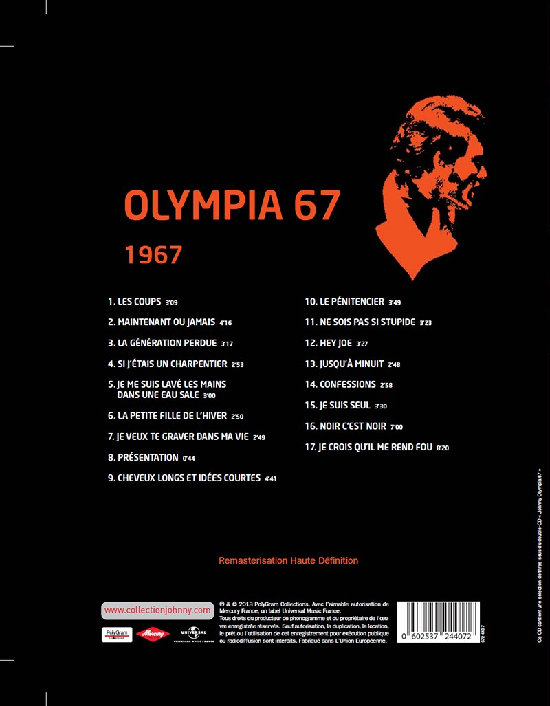 Volume 56 Olympia 1967  Jhcoll32