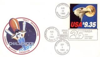 30 août 1983 - Mission STS-8 / 30ème anniversaire 1983_010