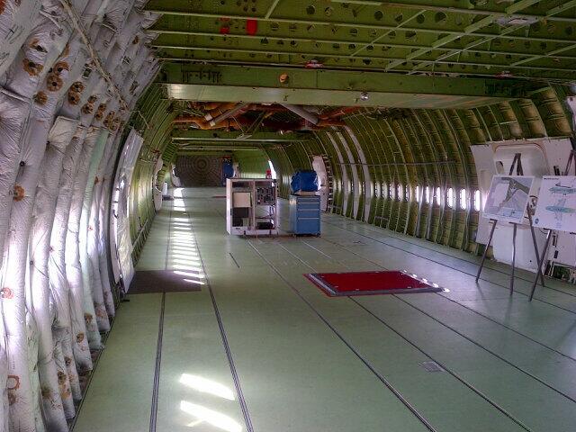 Le Boeing 747 SCA au Space Center de Houston (Texas) Bsugov10