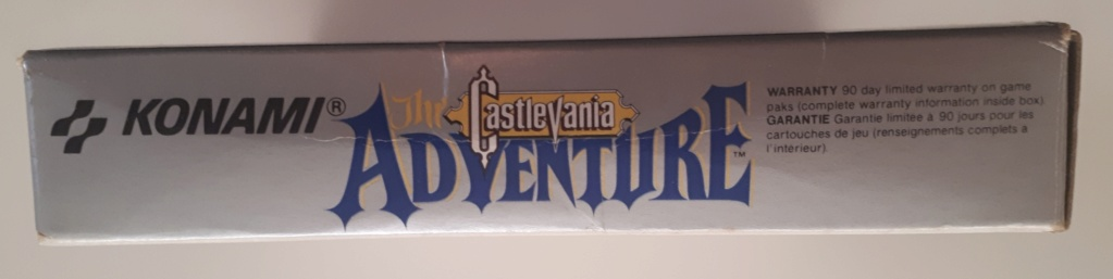 [Control] Castlevania FAH GB 20190914