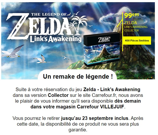 [PRECO] Les physiques SWITCH E3 2019 and more - Page 24 Zelda10