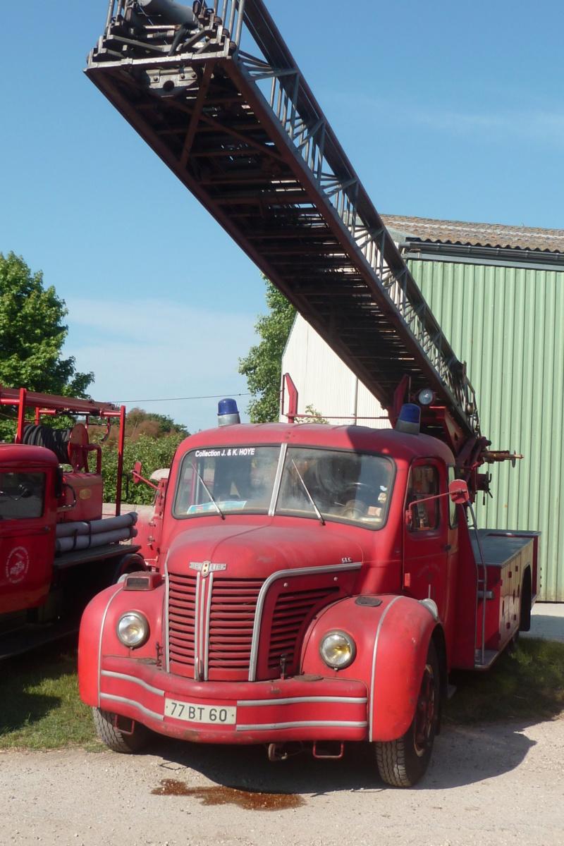 Berliet des pompiers Berlie29