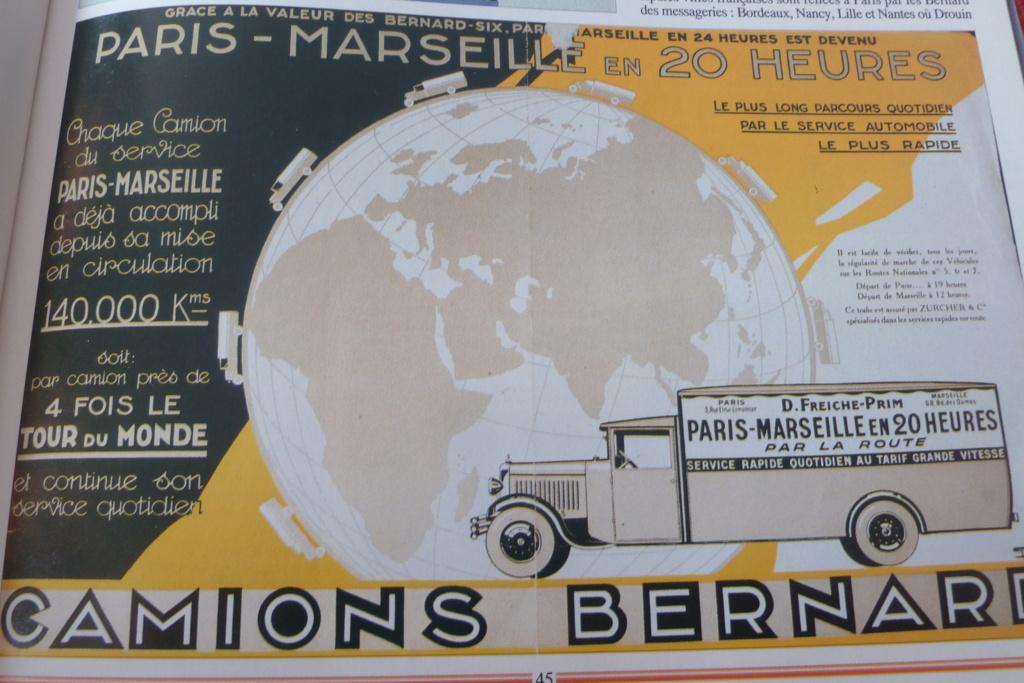 Pubs et catalogues BERNARD Bernar10