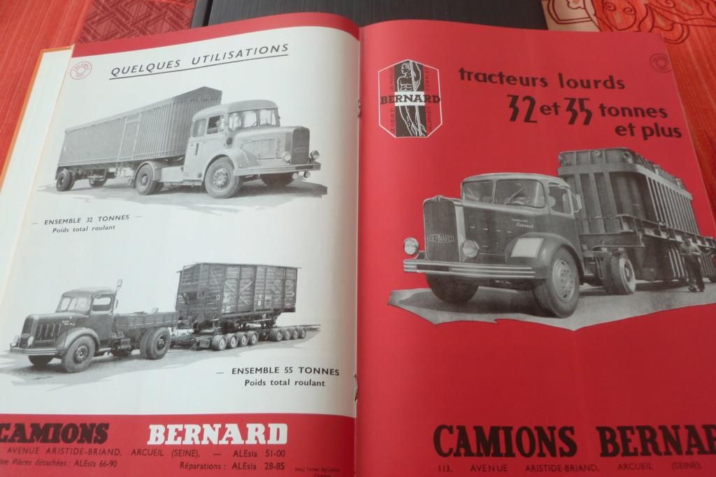 Pubs et catalogues BERNARD Bernar11