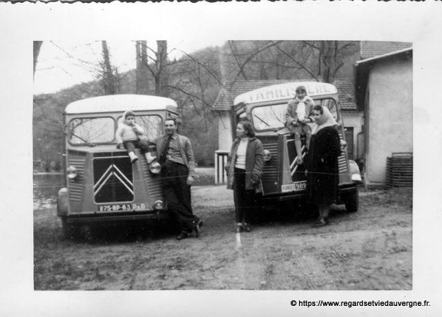 CASINO : la tournée du Type H en Ardèche ! Camion10