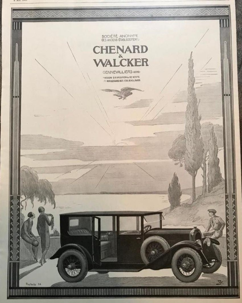 Chenard et walcker Chenar10