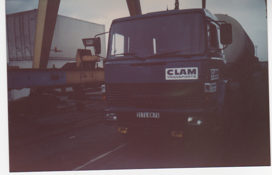 Pub et catalogues MAGIRUS - DEUTZ Clam_m10