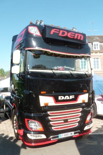 camions decorés Daf_214