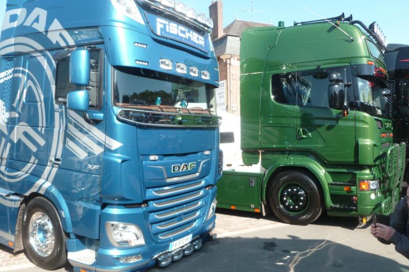 camions decorés Daf_312