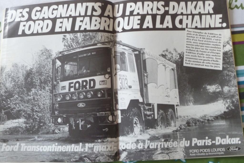 PUB ANCIENNES ET NOUVELLES POIDS LOURDS ET ACCESSOIRES - Page 2 Ford_411